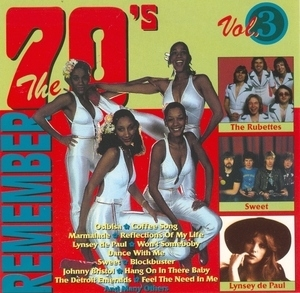 Remember The 70's-Vol.3 album cover