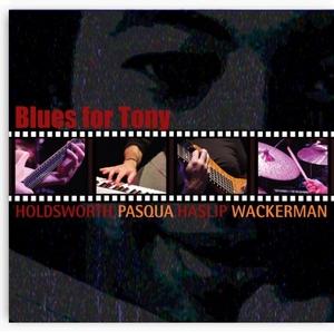 Blues For Tony album cover