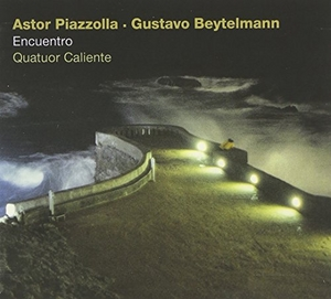 Piazzolla, Beytelmann: Encuentro album cover