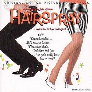 Hairspray: Original Motion Picture Soundtrack album cover