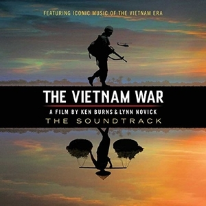 The Vietnam War: A Film By Ken Burns & Lynn Novick (The Soundtrack) album cover