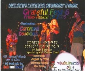 Grateful Fest 6 album cover