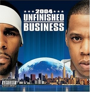 Unfinished Business album cover