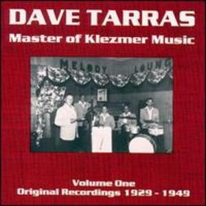 Master Of Klezmer Music Vol.1 1929-1949 album cover