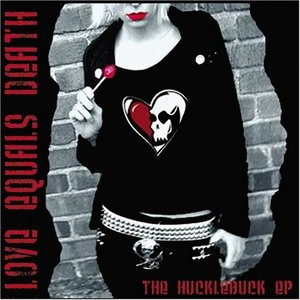 The Hucklebuck EP album cover