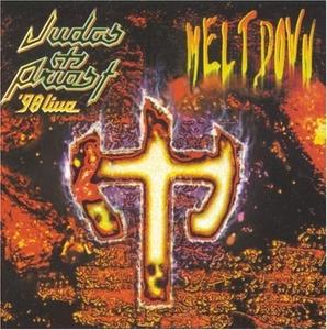 '98 Live Meltdown album cover
