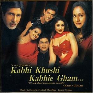 Kabhi Khushi Kabhie Gham album cover