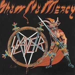 Show No Mercy album cover