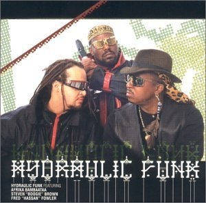 Hydraulic Funk album cover