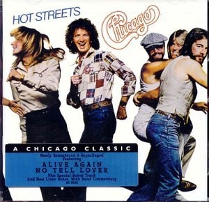 Hot Streets album cover