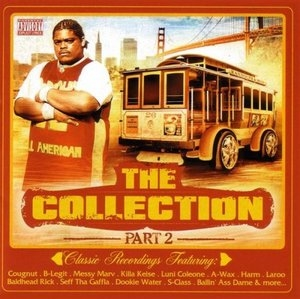 The Collection Vol.2 album cover