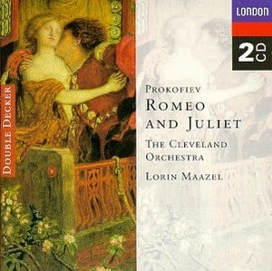 Prokofiev: Romeo And Juliet album cover