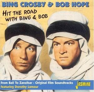 Hit The Road With Bing & Bob: From Bali To Zanzibar album cover