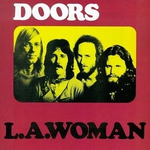 L.A. Woman album cover