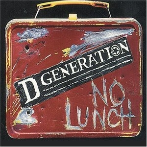 No Lunch album cover