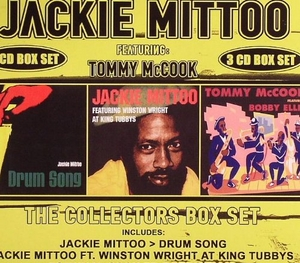 Jackie Mittoo Featuring Tommy McCook album cover