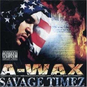Savage Timez album cover