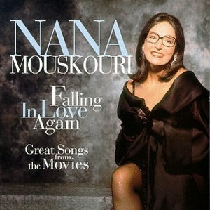Falling In Love Again: Great Songs From The Movies album cover