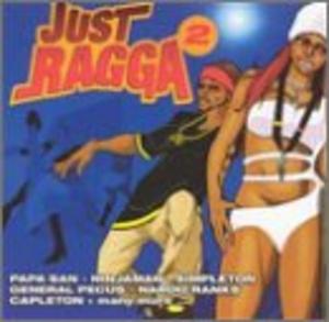 Just Ragga, Vol. 2 album cover