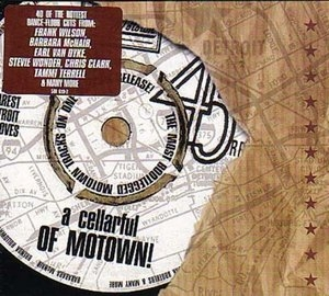 A Cellarful Of Motown! album cover