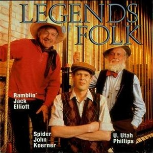 Legends Of Folk album cover