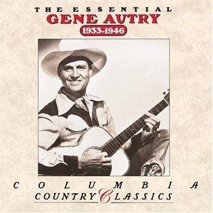 The Essential Gene Autry (1933-1946) album cover
