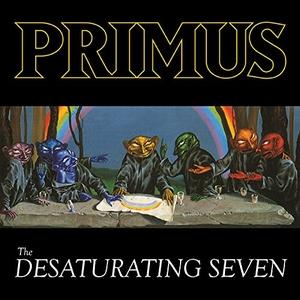 The Desaturating Seven album cover