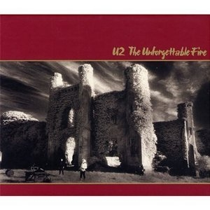 The Unforgettable Fire (Deluxe Edition) album cover