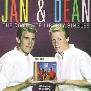 The Complete Liberty Singles album cover
