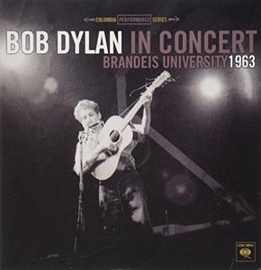 In Concert: Brandeis University,  1963 album cover