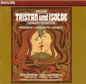 Wagner: Tristan Und Isolde (Highlights) album cover