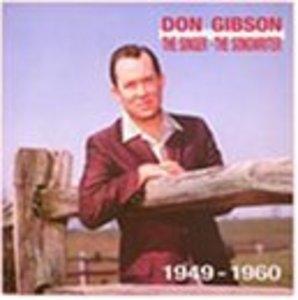 The Singer The Songwriter 1949-1960 album cover