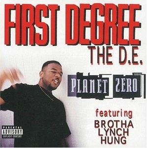 Planet Zero album cover