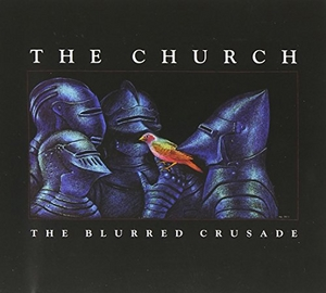 The Blurred Crusade album cover