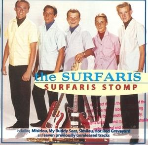 Surfaris Stomp album cover