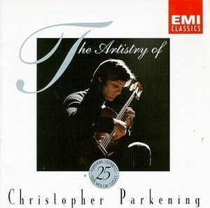 The Artistry Of Christopher Parkening album cover