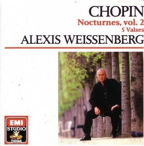 Chopin: Nocturnes, Vol.2 album cover