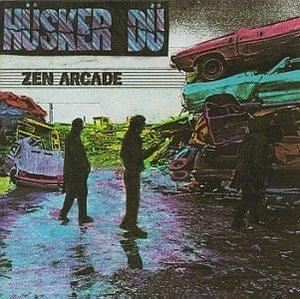 Zen Arcade album cover