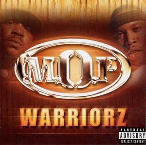 Warriorz album cover
