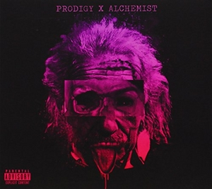 Albert Einstein album cover