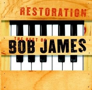 Restoration: The Best Of Bob James album cover