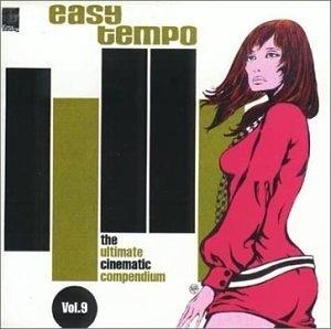 Easy Tempo Vol.9: The Ultimate Cinematic Compendium album cover
