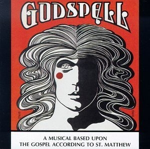 Godspell (1971 Original Off-Off-Broadway Cast) album cover