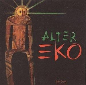 Alter Eko album cover