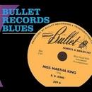 Bullet Records Blues album cover