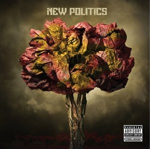 New Politics album cover