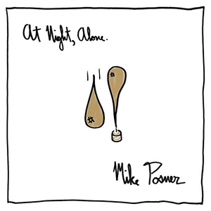 At Night, Alone. album cover