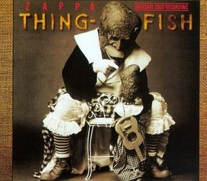 Thing-Fish album cover