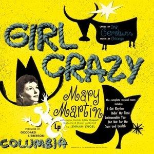 Girl Crazy (1951 Studio Cast) album cover