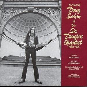 The Best Of Doug Sahm & The Sir Douglas Quintet 1968-1975 album cover